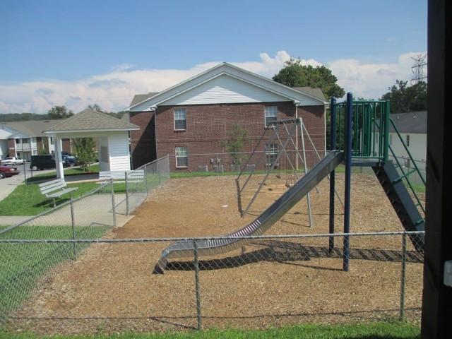 Beaver Hollow, Johnson City, Tennessee playground