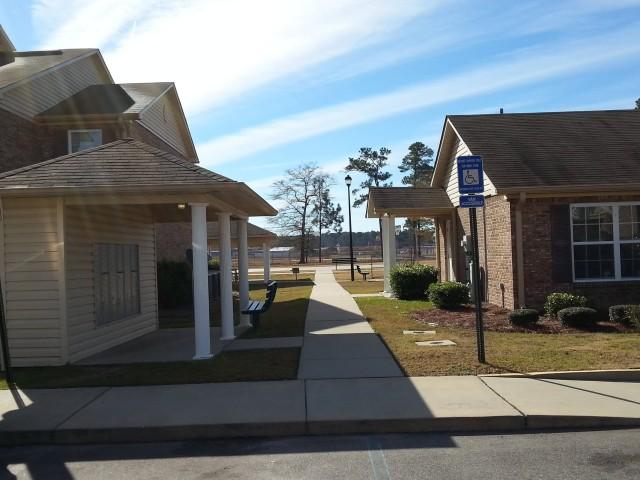 Cloverset Place, Hazelhurst, Georgia, mail facility