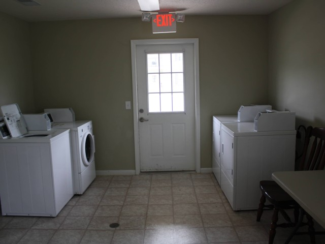 East Haven, Fayetteville, TN laundry facility