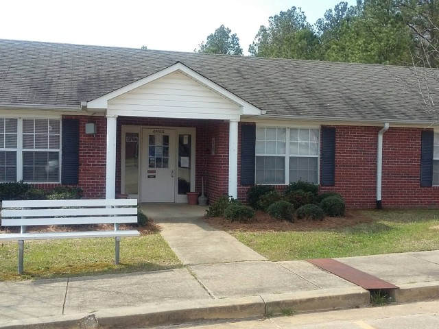 Evangeline Heights, Phenix, AL community building
