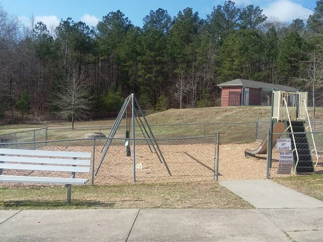 Evangeline Heights, Phenix, AL playground