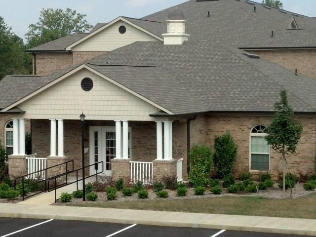 Ford Creek, Gray, TN community building