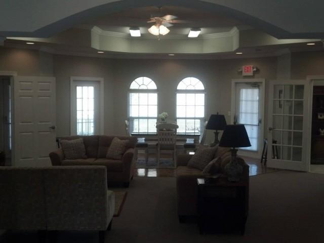 Ford Creek, Gray, TN community room