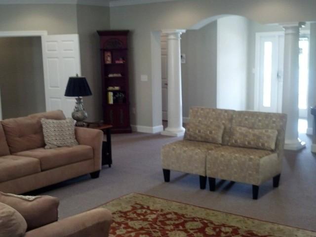 Ford Creek, Gray, TN community room seating