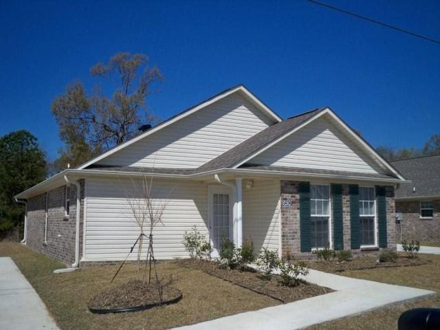Fullerton Estates, Baton Rouge, LA home landscaping