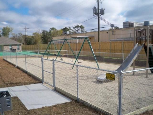 Fullerton Estates, Baton Rouge, LA playground