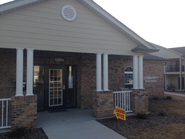 Heather Highlands, Franklin Springs, GA, entrance