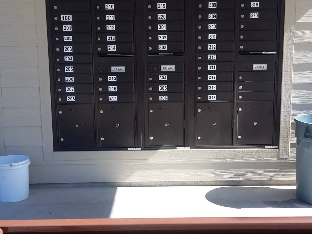 Legacy Senior Village, Eufaula, AL mail facility 2