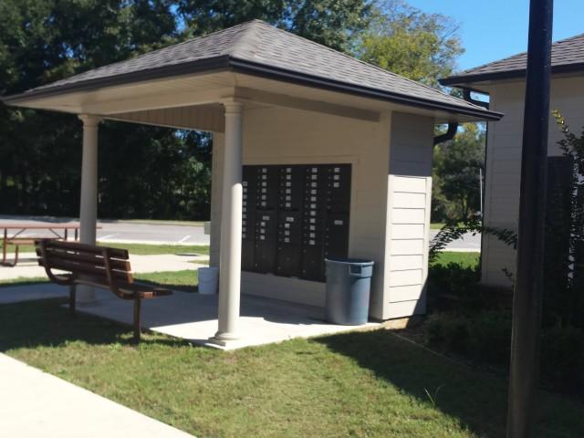 Legacy Senior Village, Eufaula, AL mail facility