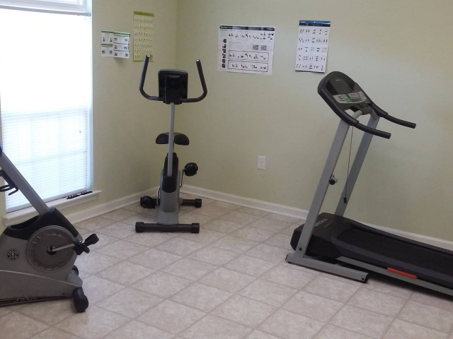 Legacy Senior Village, Eufaula, AL, exercise facility