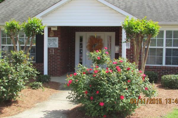Magnolia Garden II, Selma, AL, community building
