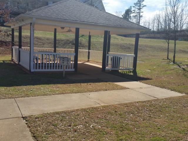 McCay's Landing II, Oneonta, AL, picnic pavillion