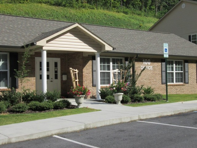 Mountain Hollow Apts, Elizabethton, TN, community building