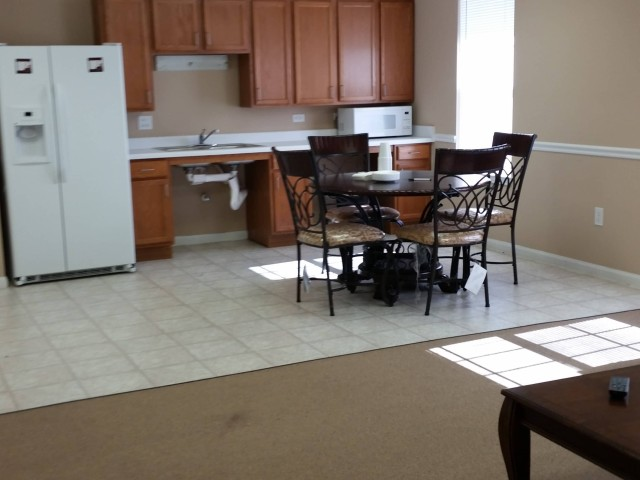 Richardson Place I, Marksville, LA, community building kitchen