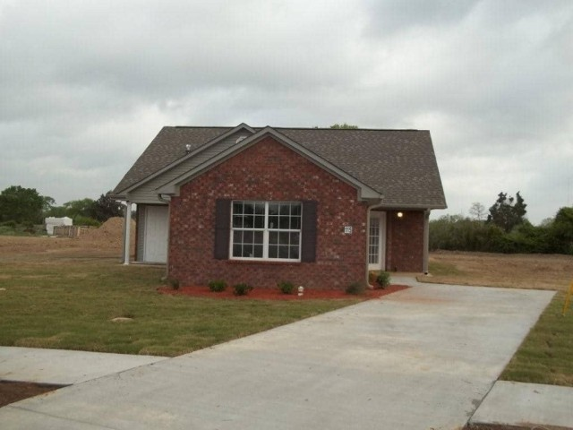 Richardson Place I, Marksville, LA, home side 3 and drive