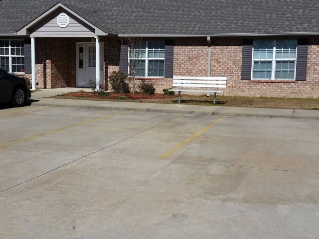 Richardson Place I, Marksville, LA, community building