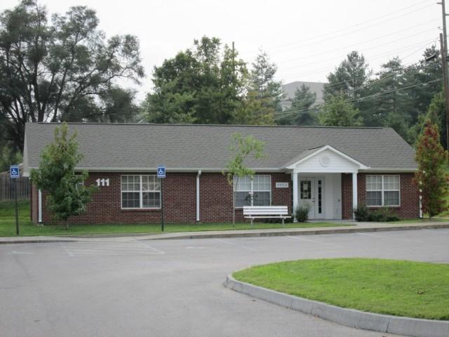 Sage Meadows, Briston, TN community building
