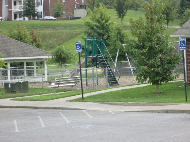Sage Meadows, Briston, TN playground