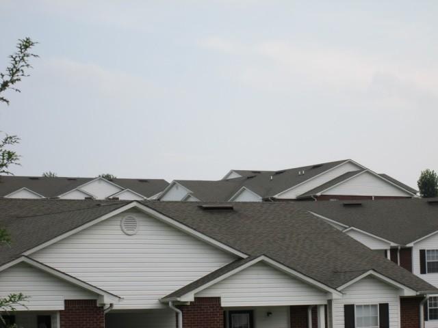 Sage Meadows, Briston, TN roof tops