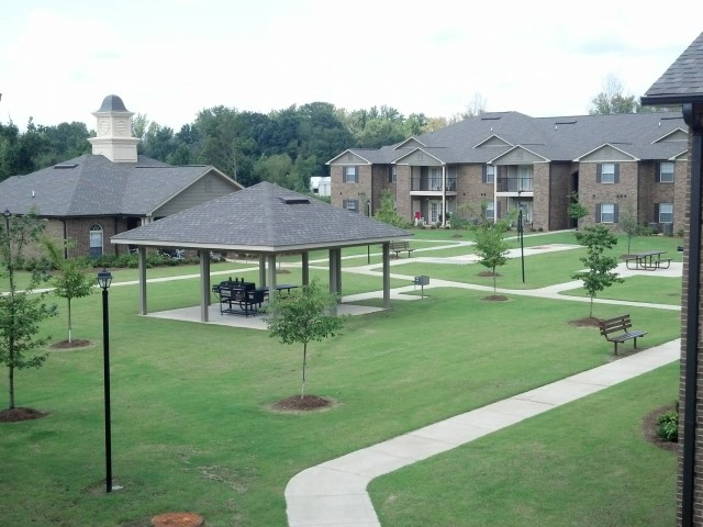 Savannah Garden, Boaz, AL, Pavillion