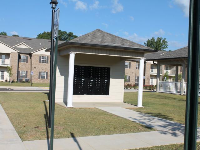 Villas of Savannah, Savannah, TN, covered Mail facility