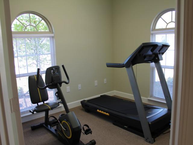 Villas of Savannah, Savannah, TN, exercise room