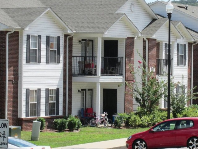 Vista Ridge, Soddy-Daisy, TN, patios and balconies