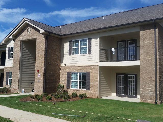 Morristown, TN, Chloe Lane building front