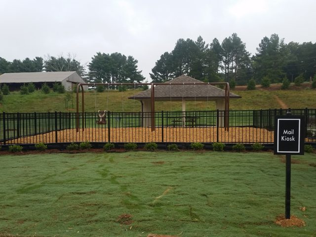 MorrisTown, TN Chloe Lane playground