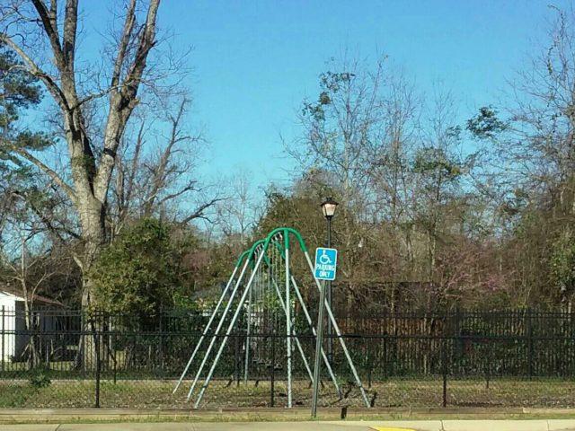 Cottonwood Estates playground Jackson, AL