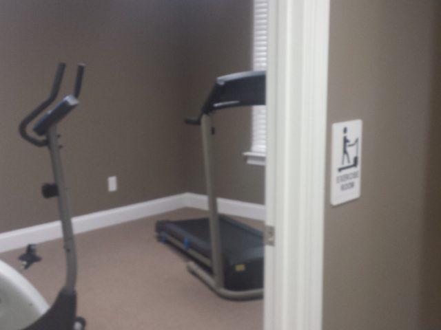 Palmetto Ridge, Lake City, SC, exercise room