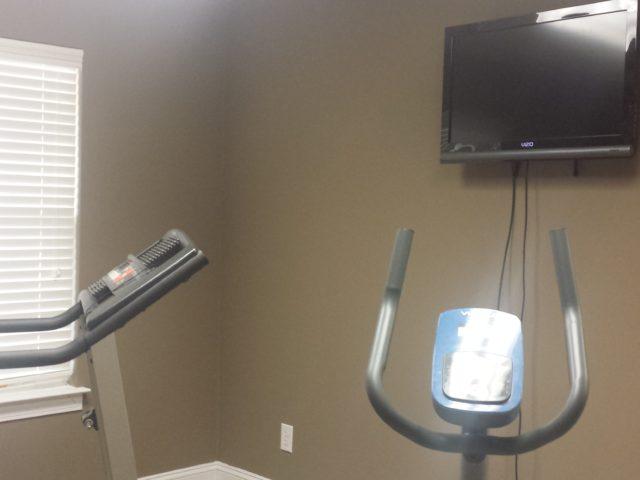 Palmetto Ridge, Lake City, SC, exercise room machines