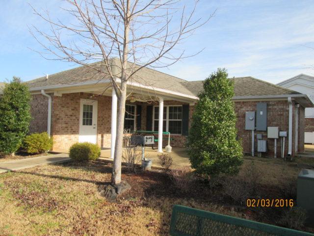 Stoneridge Estates back of office/patio, Sparta, TN