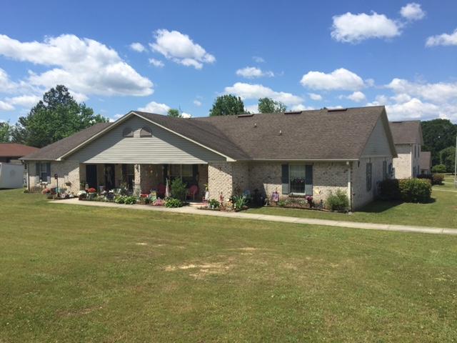 Cryar Homes, Albertville, AL duplex front