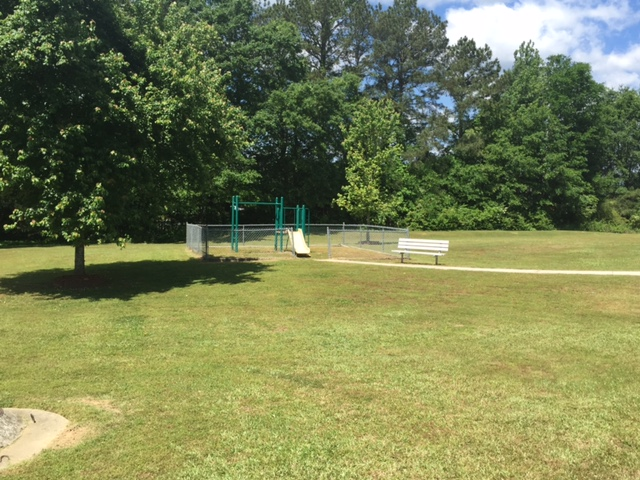 Cryar Homes, Albertville, AL playground