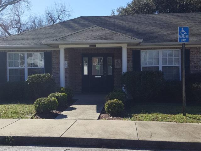 Cottonwood-Estates-Office-Entrance-Jackson-Alabama